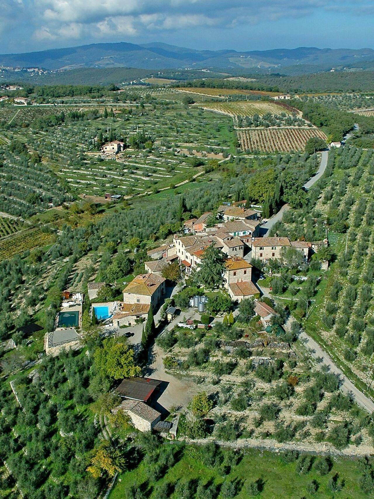 Villa Gallo Nero